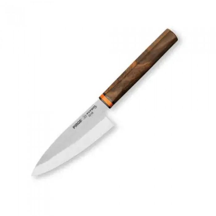 Pirge, 12118, Titan East Doğrama Bıçağı - Deba 15 cm Sol El, 45 x 150 x 3 mm