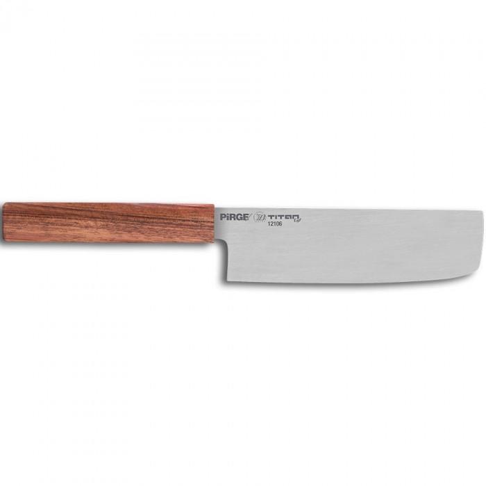 Pirge, 12106, Titan East Dilimleme Bıçağı - Nakiri 16 cm, 45 x 160 x 3 mm