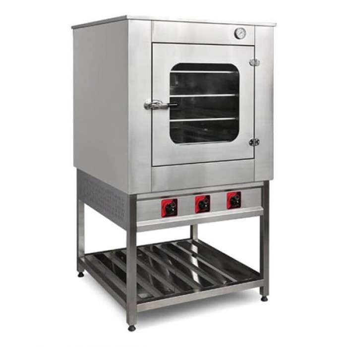EMPERO Pasta Börek Fırını NG (Emniyet Ventilli) - PBF.D1