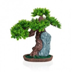 çılgın yapay taş bonsai