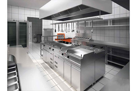 Endüstriyel Mutfak Ekipmanları Ankara