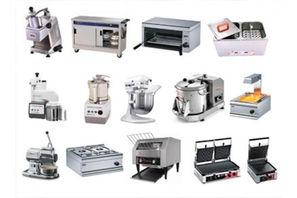 Endüstriyel Mutfak Eşyaları