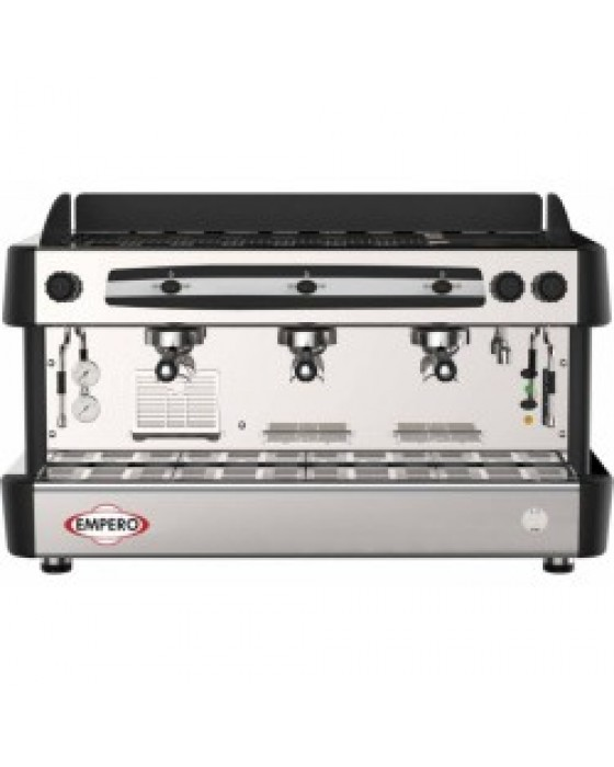 Empero Capuccino ve Espresso Makinesi - 2 Gruplu - EMP.CPC.2GB - Kahve