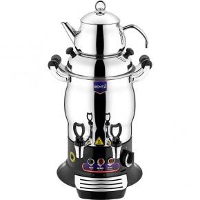 Remta Mini Çift Demlikli Çay Makinesi 5L - R25