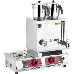 Remta 40 Model Kahveci Gazlı + Elektrikli Çay M- N12 (E)