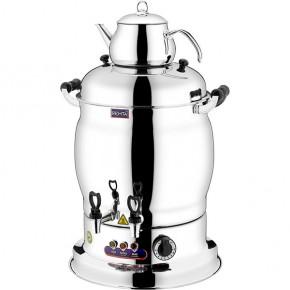 Remta Midi Çift Demlikli Çay Makinesi 9L - R26