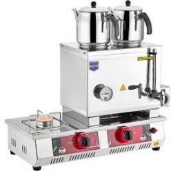Remta 30 Model Kahveci Gazlı+Elektrikli Çay M- N11 (E)