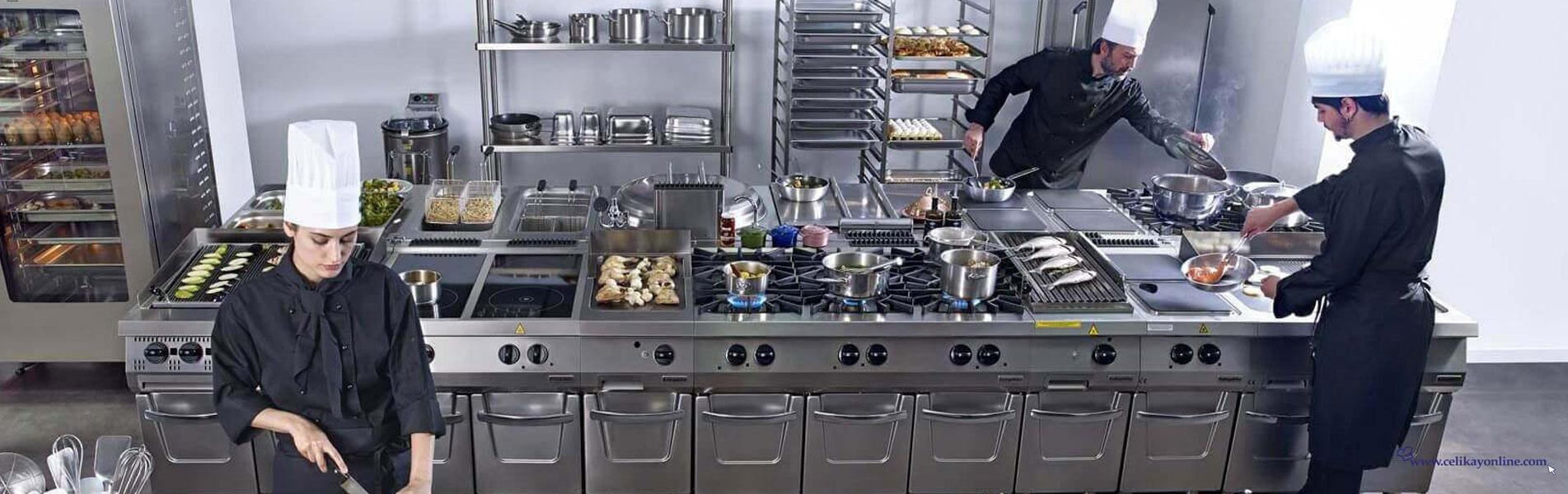 Endüstriyel Mutfak Ekipmanları 4