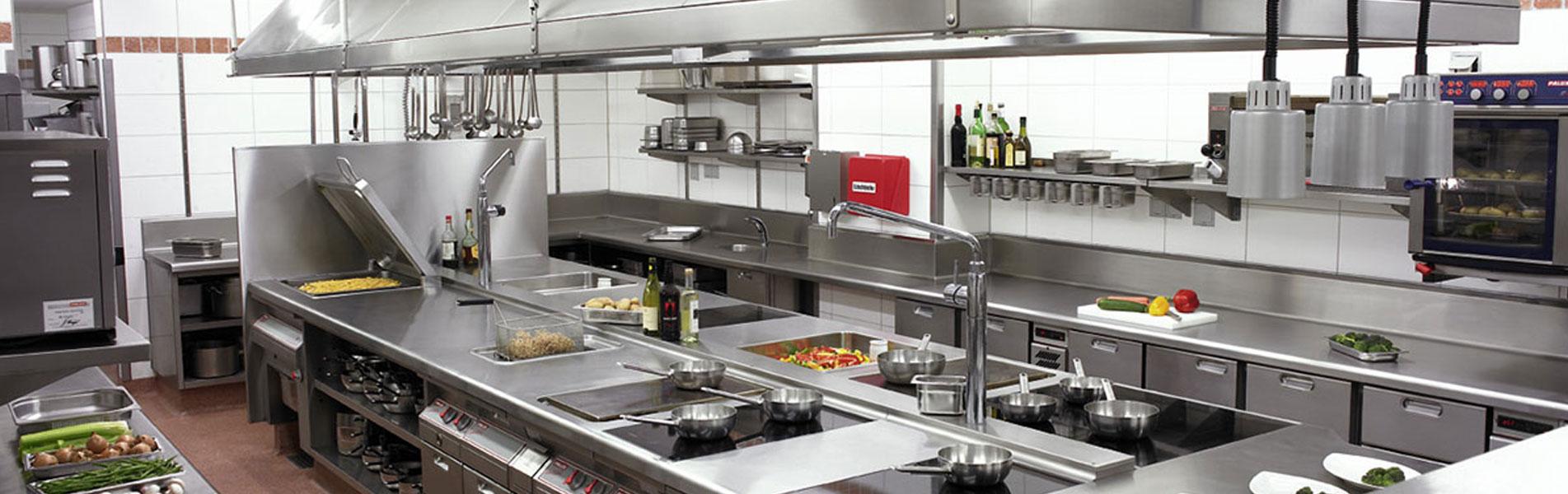 Endüstriyel Mutfak Ekipmanları 2