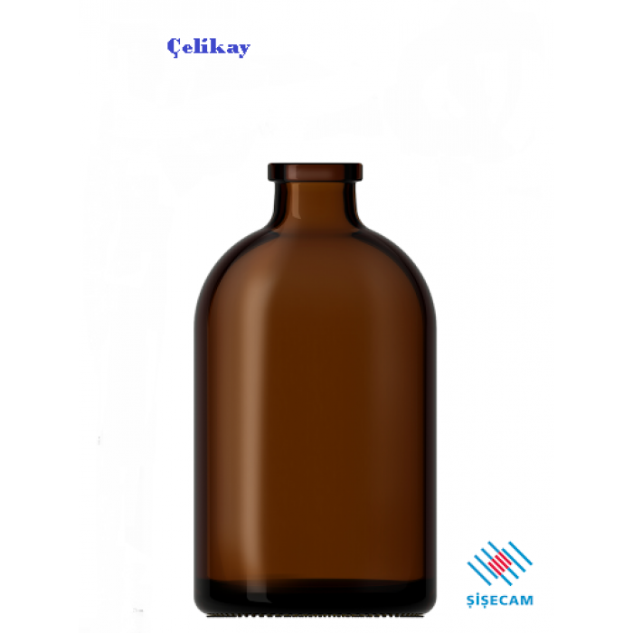 İlaç Şişesi Şişe Cam - 702305